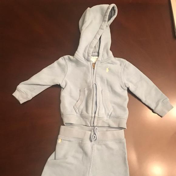 Ralph Lauren Other - Ralph Lauren hoodie and sweat pants